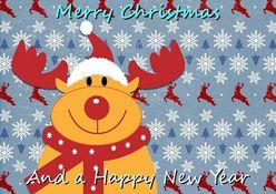A Rudolph Christmas