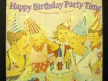Happy Birthday Party Time